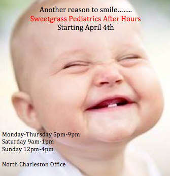 Sweetgrass Pediatrics Extended Hours